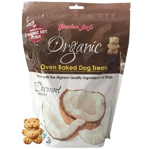 Grandma Lucy Organic Oven Baked Coconut Biscuits