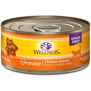 Wellness Canned Cat Complete Health™ Gravies Chicken Dinner