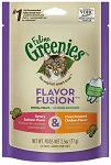 Greenies Cat Chicken & Salmon 2.5oz