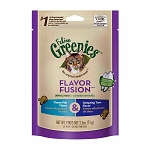 Greenies Cat Ocean Fish & Tuna 2.5oz
