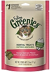 Greenies Cat Salmon 2.5oz