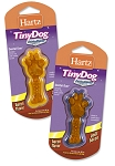 HARTZ® TINY DOG™ DENTAL DUO™ DOG TOY WITH DENTAL BENEFITS