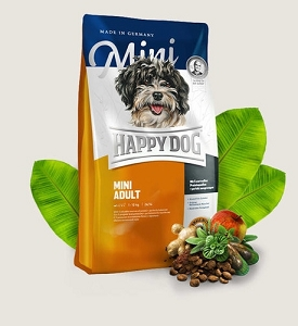 HAPPY DOG Supreme Mini Adult Gluten Free Dry Dog Food