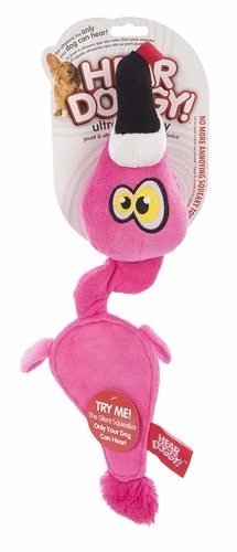 Hear Doggy Flamingo Toy
