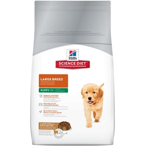 Hill's Science Diet Puppy Large Breed Lamb Meal & Rice Recipe Dry Dog Food