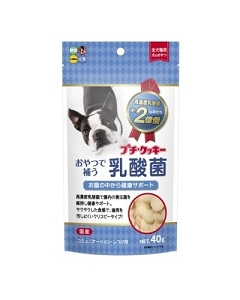 Hipet Petite Cookie With Lactic Acid Bacteria 40gm