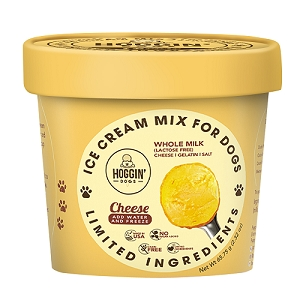 Hoggin' Dogs Ice Cream Mix - Cheese 2.32oz