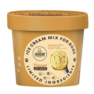 Hoggin' Dogs Ice Cream Mix - Peanut Butter 2.32oz