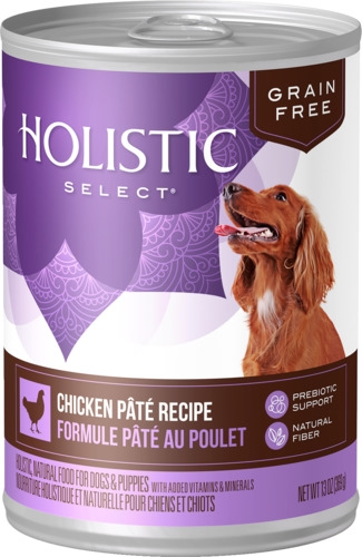 Holistic Select Canned GRAIN FREE Chicken Pate