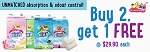 Honey Care Pee Pad Buy 2 Free 1