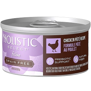 Holistic Select GRAIN FREE Feline Chicken Pate
