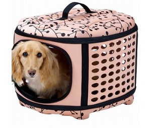 Marukan Collapsible Crate for Dogs & Cats