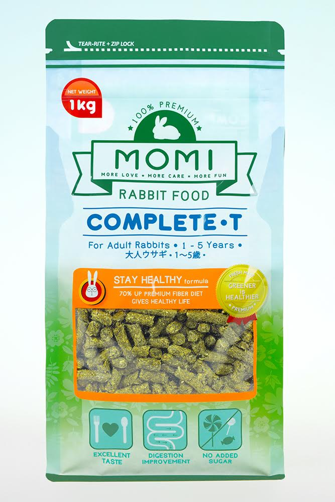 Momi Complete T ( Adult Rabbit Food )