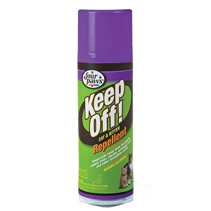 Four Paws Keep Off Repellent for Cats & Kitten 6oz