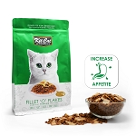 KitCat Premium Cat Food Fillet 'O' Flakes 1.2kg
