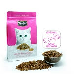 KitCat Premium Cat Food Mini Fish Medley 1.2kg