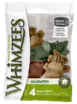 Whimzees Alligator S (4pcs) x 3 packs