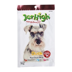 JerHigh Duck Stick Dog Treat