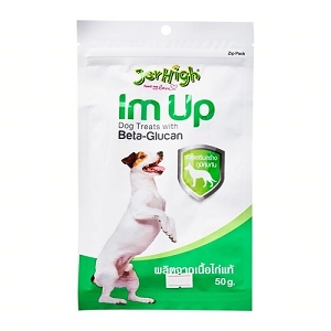 JerHigh Im Up with Beta-Glucan Dog Treat 50gm