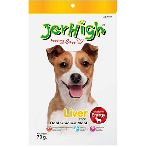 Jerhigh Liver Stick Dog Treat