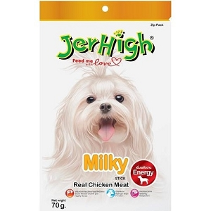 JerHigh Milk Stick Dog Treat