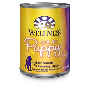 Wellness Complete Health, Just for Puppy Formula, Canned Dog Food