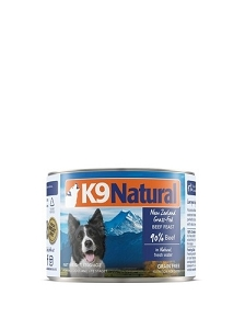 K9 Natural Canned Beef 170gm