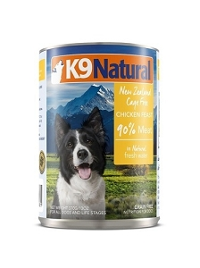 K9 Natural Canned Chicken 370gm