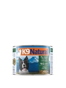 K9 Natural Canned Lamb 170gm