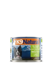 K9 Natural Canned Lamb Tripe 170gm