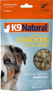K9 Natural Freeze Dried Chicken Healthy Bites