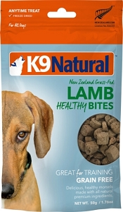 K9 Natural Freeze Dried Lamb Healthy Bites