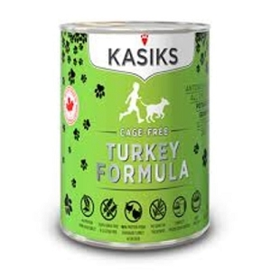 KASIKS Canned Grain Free Cage-Free Turkey Formula