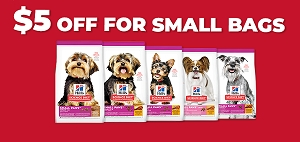 [April 2020 Promo] Hill's Science Diet Small Paws Small Pack - $5 OFF