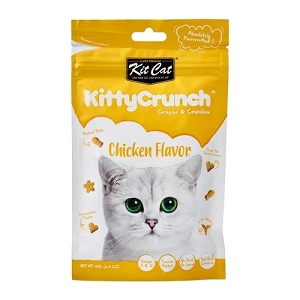 Kit Cat KittyCrunch Cat Bites (Chicken)