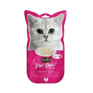 KitCat Purr Puree Plus+ Chicken & Cranberry (Urinary Care)