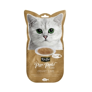 KitCat Purr Puree Plus+ Tuna & Cranberry (Urinary Care)