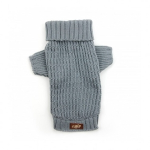 AFP Fisherman's Weave Sweater Slate XS