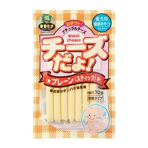 Marujyo and Uefuku Cheese Dayo Stick