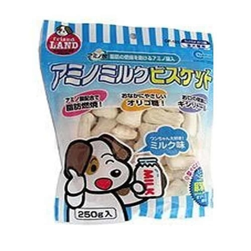 Marukan Amino Milk Cookies Dog Treat DF103