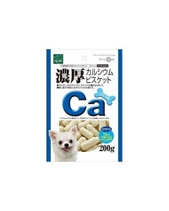Marukan Calcium Biscuits Dog Treat 200gm DP10