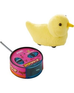 Marukan Go Go Chick Cat Toy