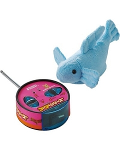 Marukan Go Go Fish Cat Toy