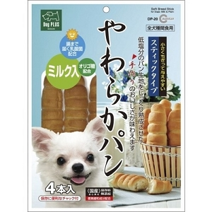 Marukan Milk & Plain Soft Bread Sticks DP20