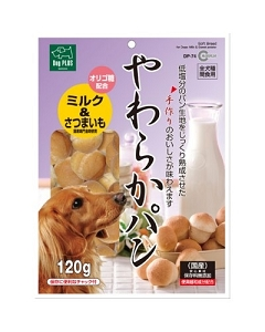 Marukan Milk & Sweet Potato Soft Bread DP74