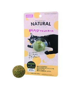 Marukan Natural Fragrance Catnip Ball