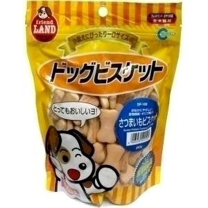 Marukan Sweet Potato Cookies Dog Treat DF102