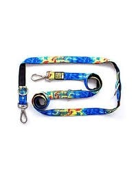 Max & Molly Rio Blue Multi Function Lead