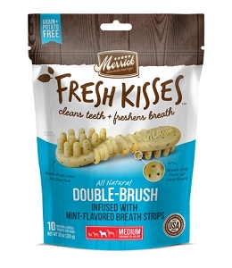 Merrick Fresh Kisses Mint Flavoured Breath Strips