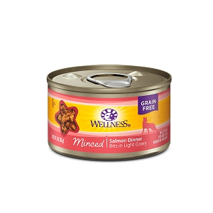 Wellness Canned Cat Complete Health™ Minced Salmon Dinner